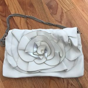 Nine West Rose floret bag